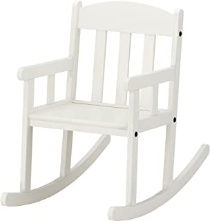 Ikea Childrens rocking-chair, white
