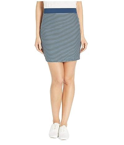 Carve Designs Suzanne Swim Skirt (Bay Stripe) Women