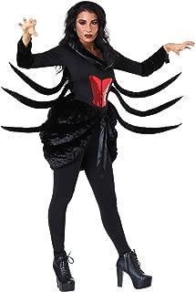 Women's Black Widow Spider Costume