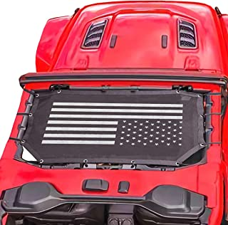 Best american flag jeep shade top Reviews