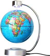 "Magnetische Levitatie Drijvende Globe 8""Anti-Gravity World Map Ball LED Light Creative Educational Gifts Home Office Deskt..."