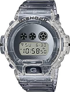 G-Shock Men's G-SHOCK Digital Watch (One Size, Silver/Transparent)