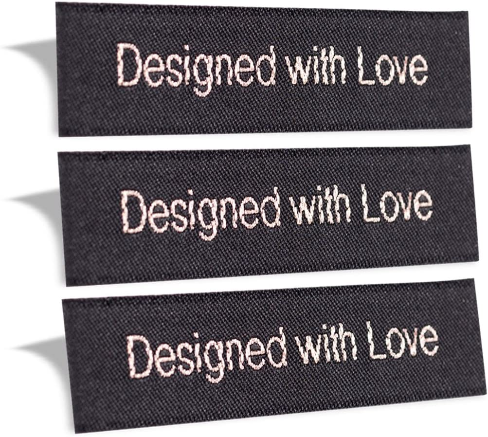 Wunderlabel Designed Los Angeles Mall with Love Crafting Woven Craft Max 45% OFF Fashion Ribb