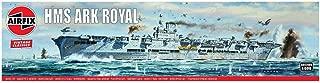 Airfix HMS Ark Royal 1:600 Vintage Classics Military Naval Ship Plastic Model Kit A04208V