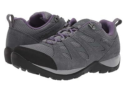 Columbia Redmondtm V2 Waterproof (Titanium Grey Steel/Plum Purple) Women