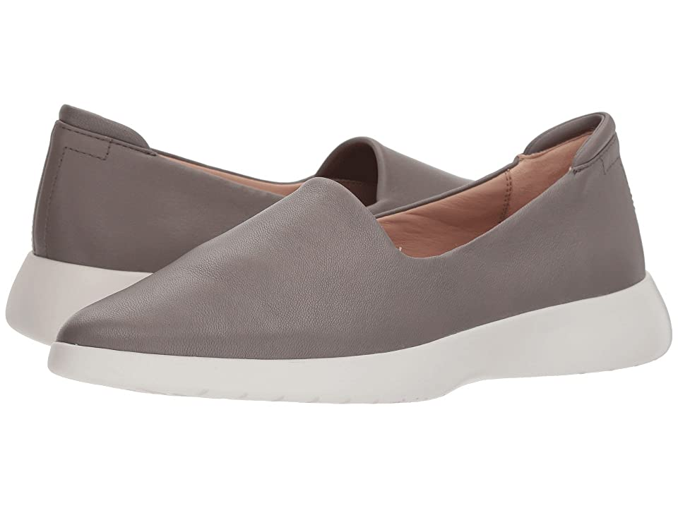 Taryn Rose Darla (Grey Stretch Nappa) Women