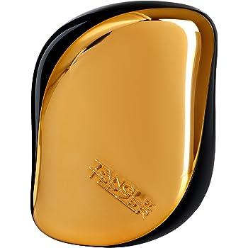 Tangle Teezer Compact Styler Detangling Hairbrush, Bronze Chrome