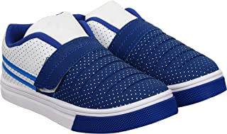 Super Barsache Kid's Synthetic Casual Blue Loafers & Moccasins for Boys