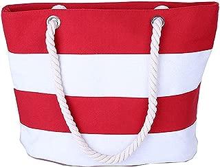 Women Beach Tote Shoulder Bag Anchor Summer Handbag Top Handle Bag Straw Beach Bag Hot sell