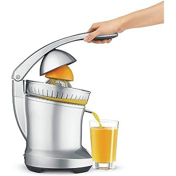 Buy SAGE Citrus Press Silver | Free