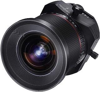 Samyang Obiettivo 24 mm F/3.5 ED AS UMC Tilt-Shift per Nikon, Nero