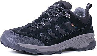 حذاء TFO للرجال المشي لمسافات طويلة في الهواء الطلق غير قابل للانزلاق وقابل للتنفس الظهر التخييم الجري الرحلات، حذاء رياضي
