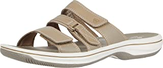 Clarks Brinkley Coast womens Slide Sandal