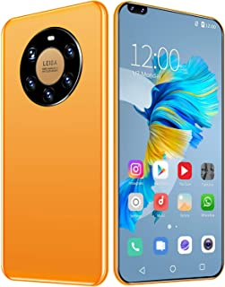 Mobile Phone M40 Pro+, 6G RAM+128G ROM 7.2-inch Full Screen, Unlocked Smartphone SIM Calls, 6800mAh Large Battery, 32MP+16...
