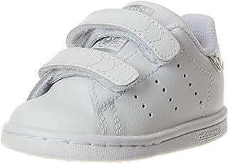 adidas Stan Smith CF I, Sneakers Basses Mixte Enfant