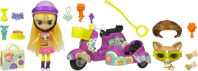 ventas en línea de venta Hasbro Blythe & & & PetShop en Scooter  bienvenido a comprar