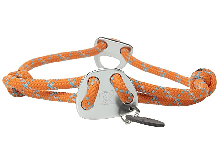 Knot A Collar Pumpkin Orange