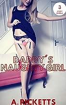 Daddy's Naughty Girl: 3 Story Taboo Bundle