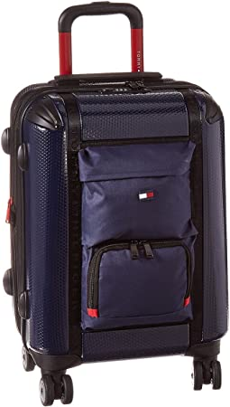 "Harbor Hybrid 20"" Upright Suitcase"