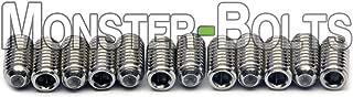 short fender saddle screws