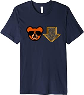 Chicago Down Arrow Sunday Tailgate Party Football T-Shirt