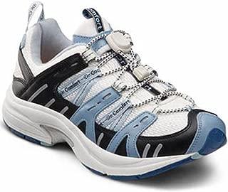 Women's Refresh X Blue Diabetic Athletic Shoes
