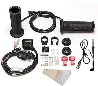 エンデュランス(ENDURANCE)【受注生産品】グリップヒーター セット ホットグリップ 120mm ハンドル径22.2mm MT-07 XSR900 JJ1WS530G1