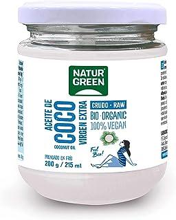 comprar comparacion Aceite de Coco Ecológico NATURGREEN (200 g)