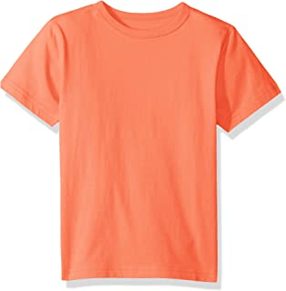 The Children's Place Big Boys' Short Sleeve Basic Tee