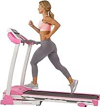 Best sunny health pink treadmill Reviews