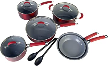 cooking light pots and pans
