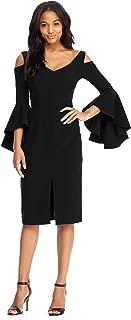 Best dresses cold shoulder Reviews