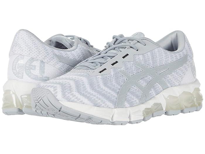 ASICS  GEL-Quantum 180 5 (Piedmont Grey/Piedmont Grey) Womens Running Shoes