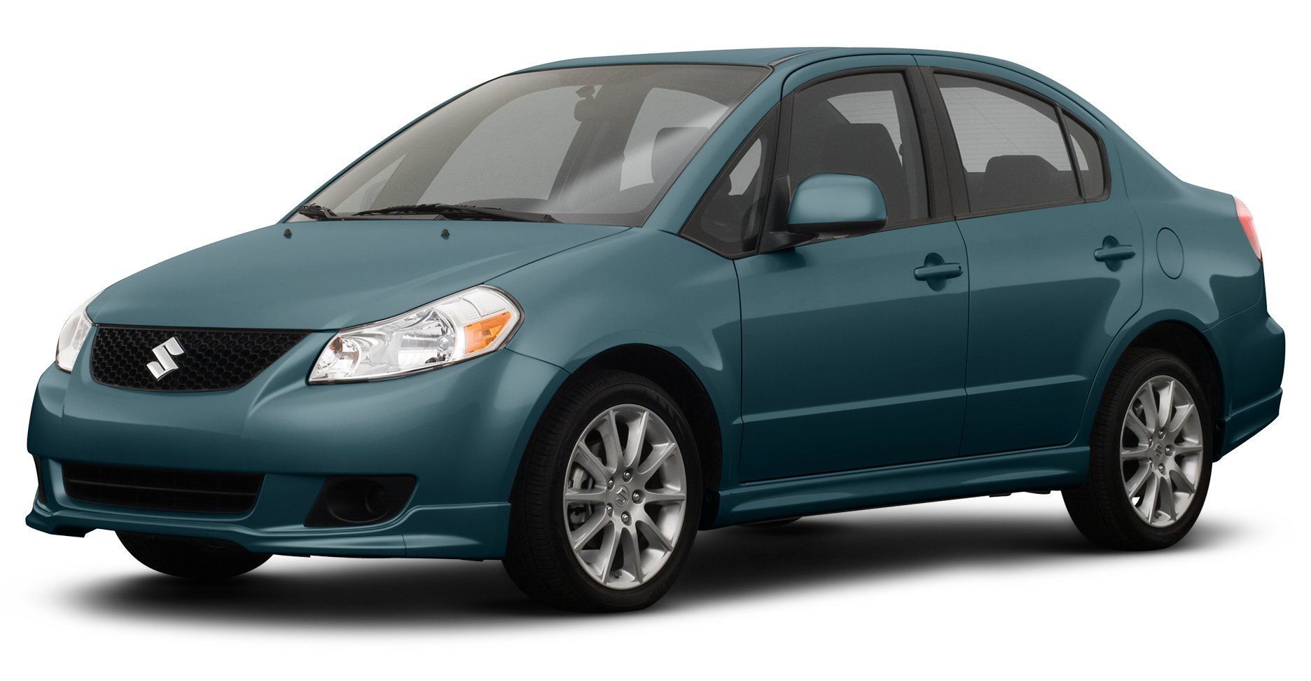 ... 2008 Suzuki SX4 Touring Package 1, 4-Door Sedan Manual Transmission ...