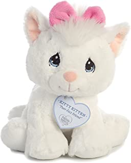 "Aurora Precious Moments 8.5"" Kitty Kitten"