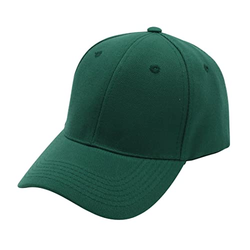 466ede0e417 Top Level Baseball Cap Men Women - Classic Adjustable Plain Hat