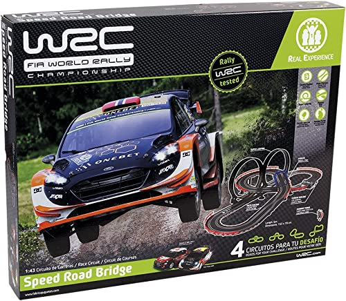 WRC 91002 Slot Track, Bunt