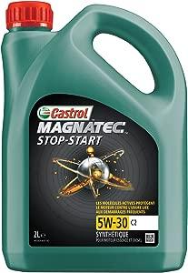 Castrol Magnatec 5 nbsp W-30 nbsp  C2 nbsp Motor Oil 055162  2 nbsp L