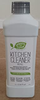 Amway Kitchen Cleaner Refill - Legacy of Clean - 1L (33.8 fl oz) - Cuts Grease Naturally!