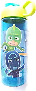 Zak! PJ Mask Characters Blue with Blue and Green Top 16oz Snap Lid Water Bottle