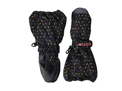 Burton Kids Mini Heater Mitt (Toddler) (Sprinkles) Over-Mits Gloves