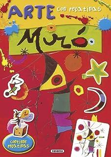 Miró (Arte con pegatinas