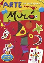 Miró (Arte con pegatinas)