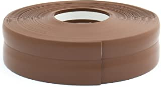 Rodapié flexible de PVC, 32 x 23 mm, en