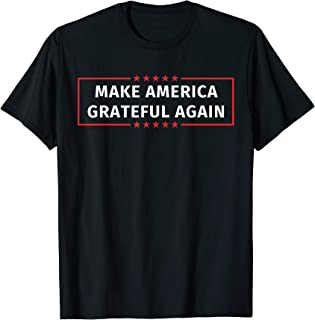 t shirt make america parody