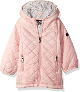 Steve Madden Baby Girls Fashion Glacier Shield Jacket
