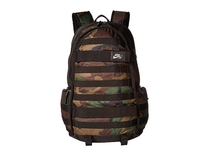 Nike RPM Graphic (Iguana/Black) Backpack Bags