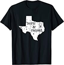 Best born and raised texas shirt Reviews