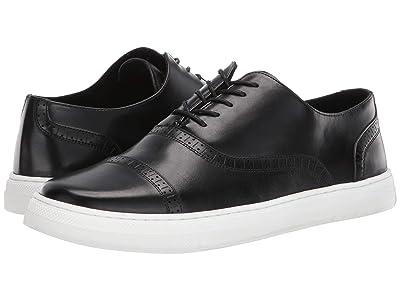 Kenneth Cole New York Colvin 2.0 Cap Toe Sneaker (Black) Men