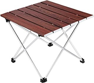 woods camping table